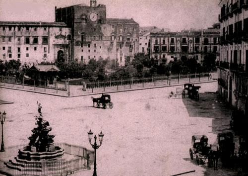 Plazza Marina, Palermo