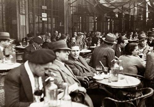El Café Español, en el Paralelo